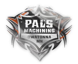 PAL's Machining Logo